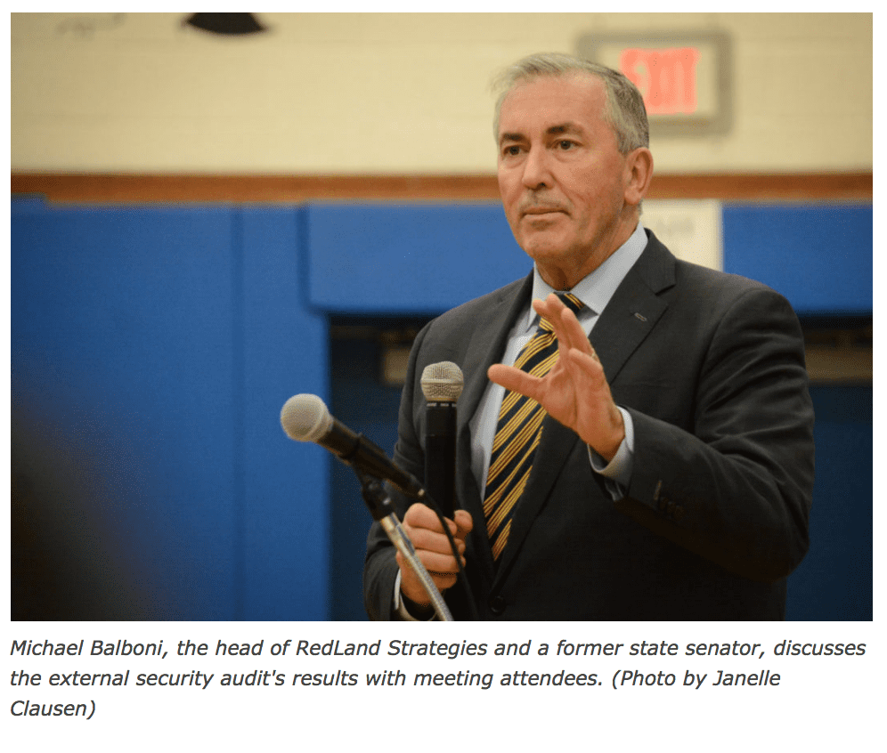 RedLand Strategies Conducts Security Audit of the Great Neck School District
